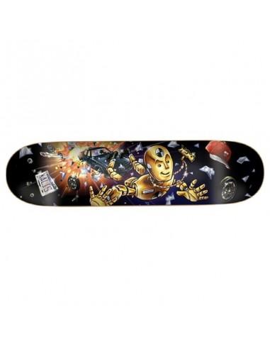 Tavola Deck Skateboard DGK Crash Test...