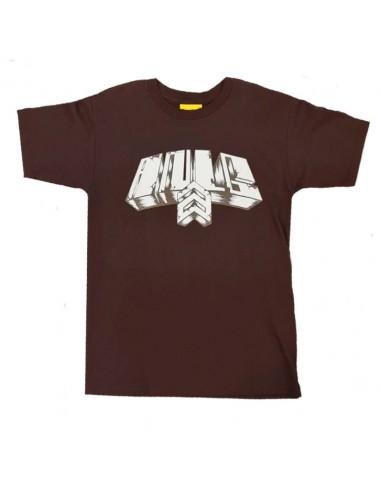 Maglietta ANALOG Stone marrone