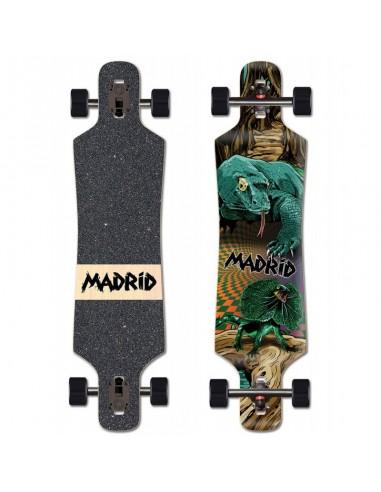 Longboard completo MADRID Spade...