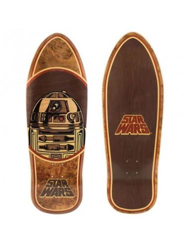 SANTA CRUZ Star Wars Skateboard deck...