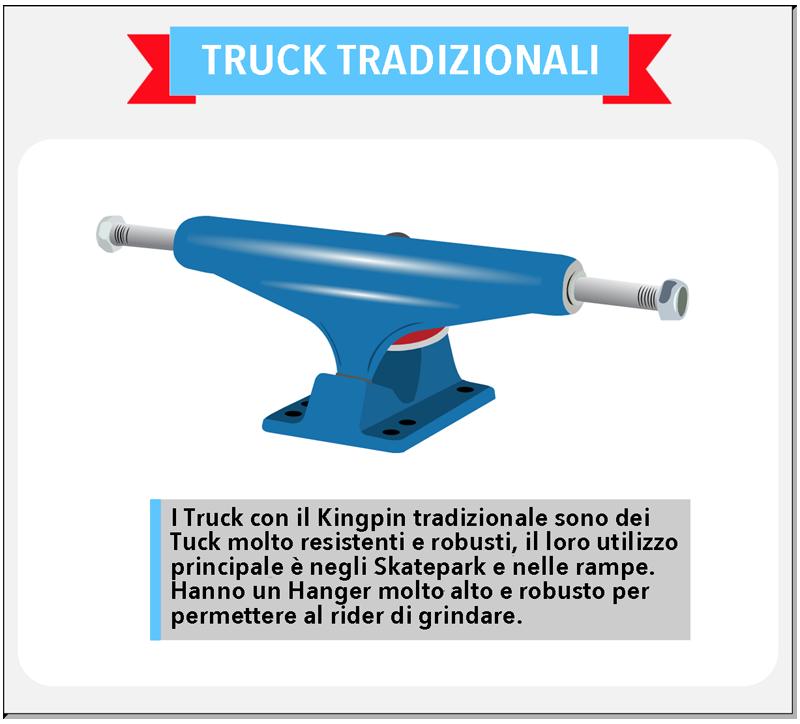 truck tradizionali